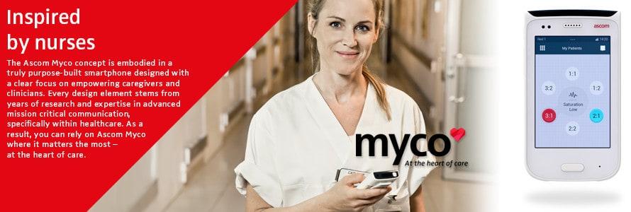 Myco Inspired by Nurses
