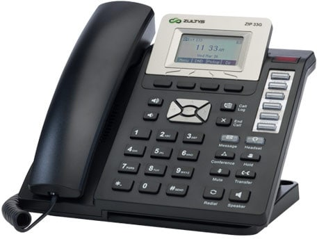 Zultys ZIP 36G IP Business Phone